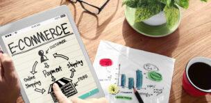Elektroninės komercijos strategija 2022